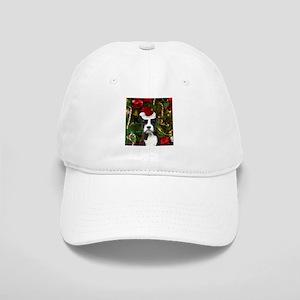 Christmas Boxer Dog Cap