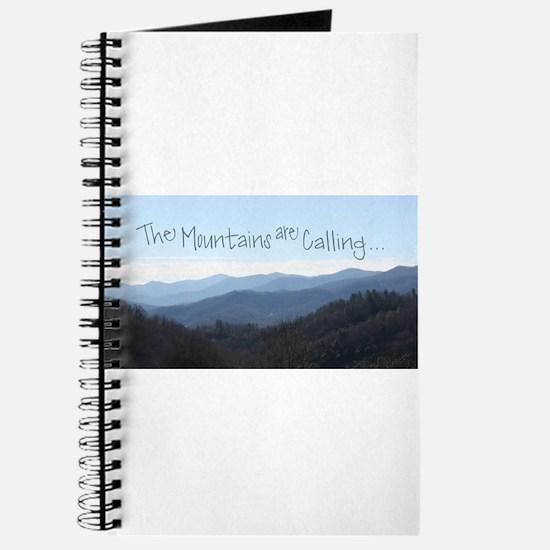 Mountains Calling Journal