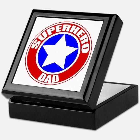 Unique Superhero Keepsake Box