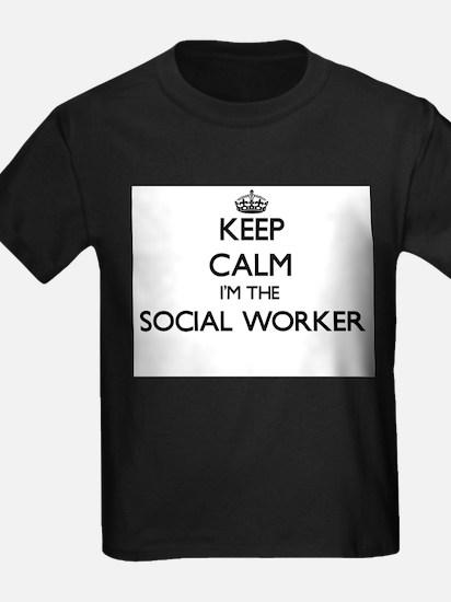 Cute Social work T