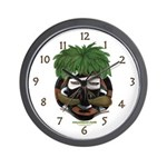 Malanggan Wall Clock