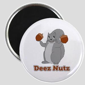Deez Nutz Squirrel Magnets