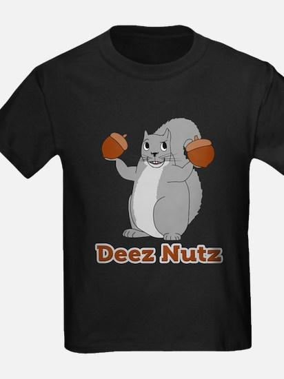 Deez Nutz Squirrel T-Shirt