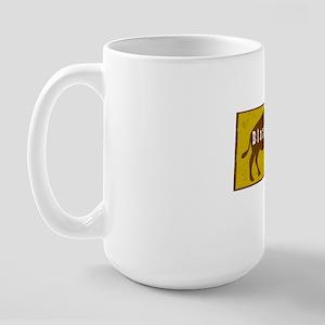 Black Hills Bison Buffalo Vintage Large Mug