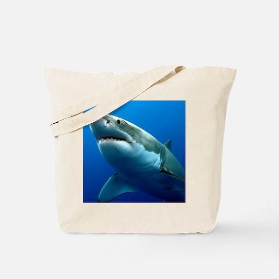 GREAT WHITE SHARK 3 Tote Bag