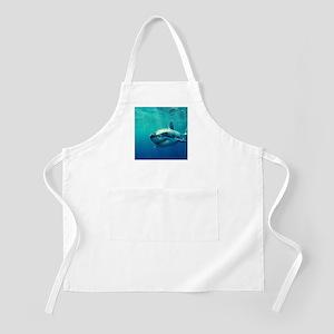 GREAT WHITE SHARK 1 Apron
