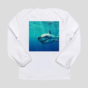 GREAT WHITE SHARK 1 Long Sleeve T-Shirt