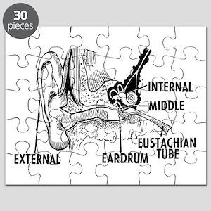 Ear Diagram Puzzle