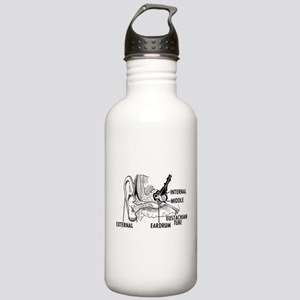 Ear Diagram Stainless Water Bottle 1.0L