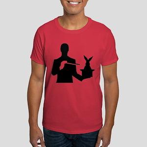 Magician top rabbit Dark T-Shirt