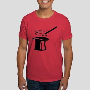 Magician top stick Dark T-Shirt