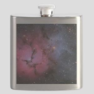 TRIFID NEBULA Flask