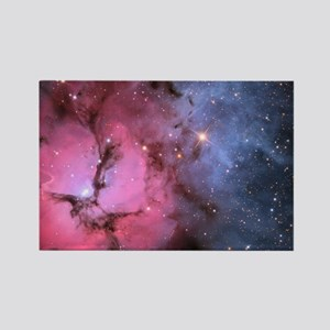 TRIFID NEBULA Rectangle Magnet