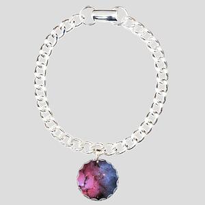 TRIFID NEBULA Charm Bracelet, One Charm
