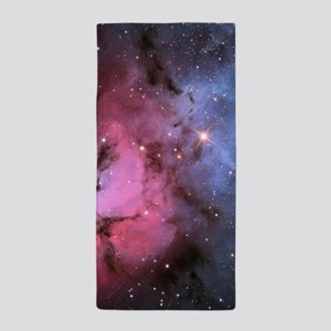 TRIFID NEBULA Beach Towel