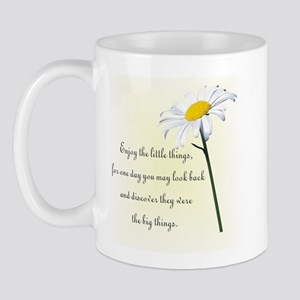 Little Things Daisy Mug