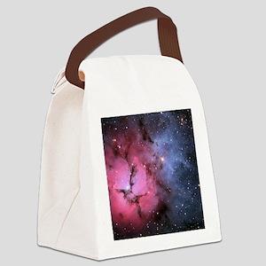 TRIFID NEBULA Canvas Lunch Bag