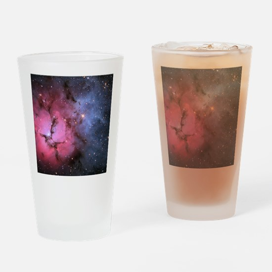 TRIFID NEBULA Drinking Glass