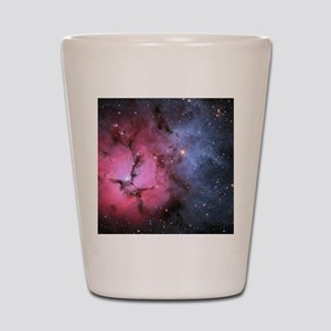 TRIFID NEBULA Shot Glass
