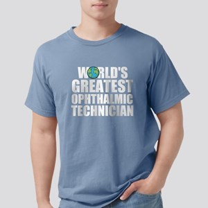 World's Greatest Ophthalmic Technician T-Shirt