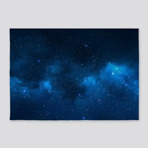 STARRY SPACE 5'x7'Area Rug