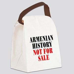 Armenian history - Canvas Lunch Bag