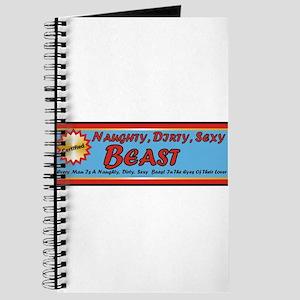 Naughty Beast Journal