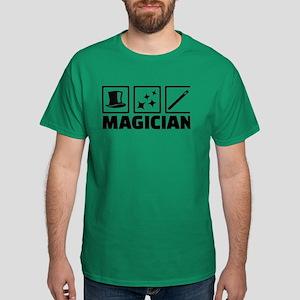 Magician equipment Dark T-Shirt