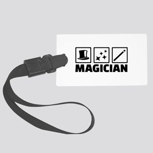 Magician equipment Large Luggage Tag