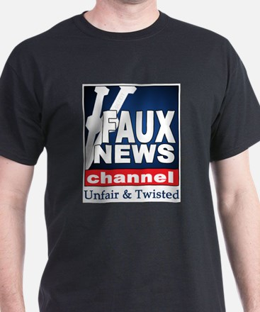 Cute Anti fox T-Shirt