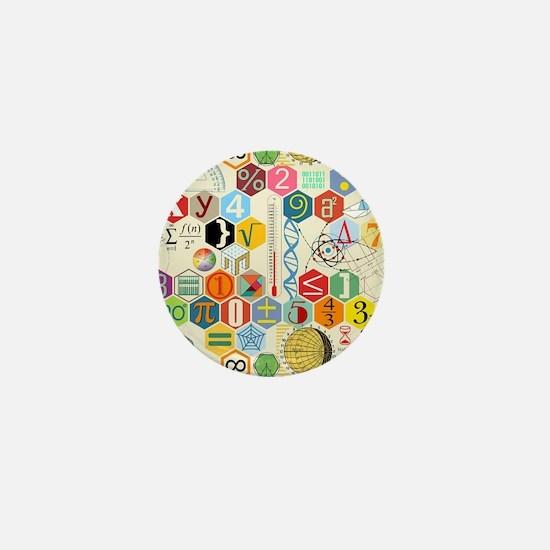 Unique Web Mini Button