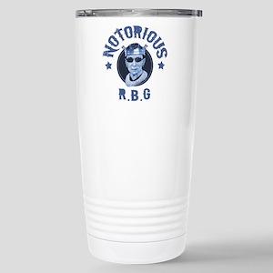 Notorious RBG III Stainless Steel Travel Mug