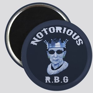 Notorious RBG III Magnet