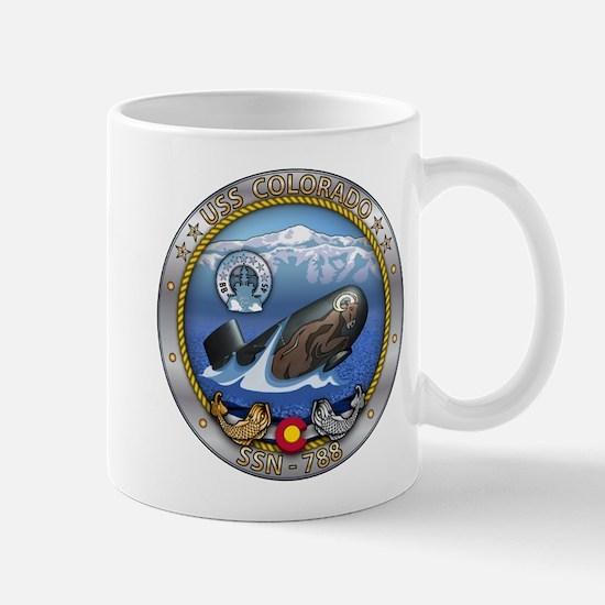 USS Colorado SSN-788 Mug