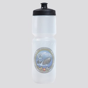 USS Colorado SSN-788 Sports Bottle