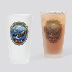 USS Colorado SSN-788 Drinking Glass