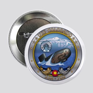 "USS Colorado SSN-788 2.25"" Button"