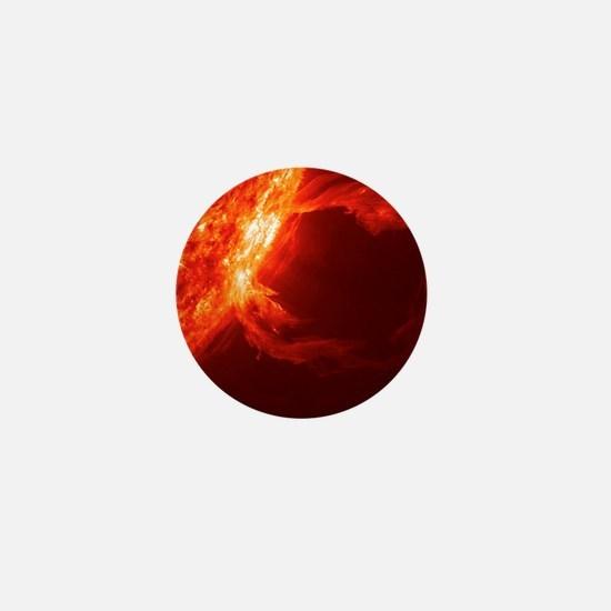 SOLAR FLARE 1 Mini Button