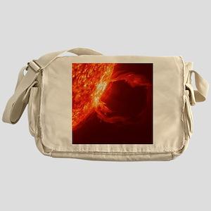 SOLAR FLARE 1 Messenger Bag