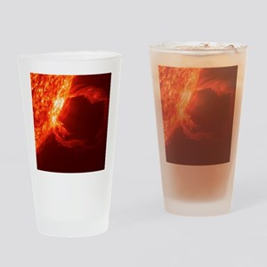 SOLAR FLARE 1 Drinking Glass