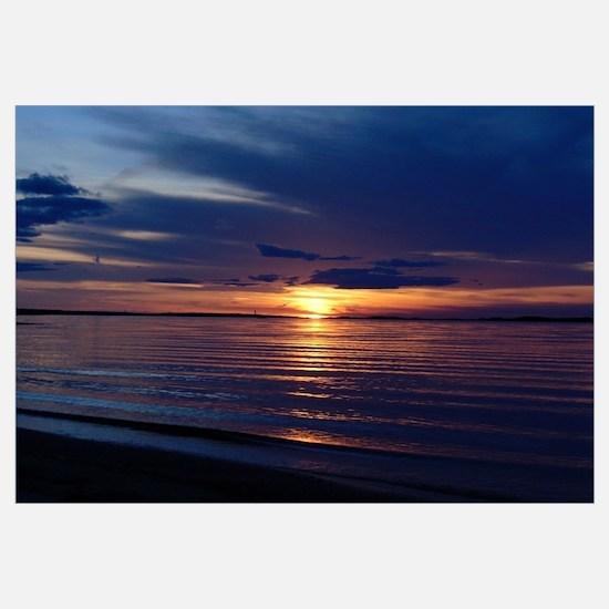 Millway Beach Sunset