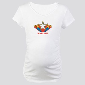 MARLENE superstar Maternity T-Shirt