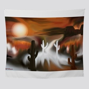 Southwest Fire and Ice Wall Tapestry