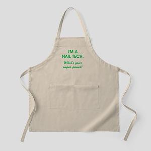 I'M A NAIL TECH Apron