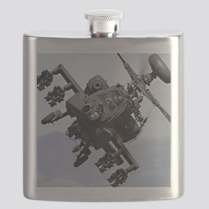 AH-64A/D, the Apache Attack Helicopter Flask