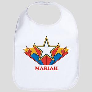 MARIAH superstar Bib
