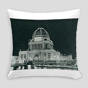 Columbian Exposition Administratio Everyday Pillow