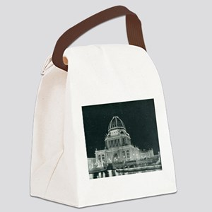 Columbian Exposition Administrati Canvas Lunch Bag