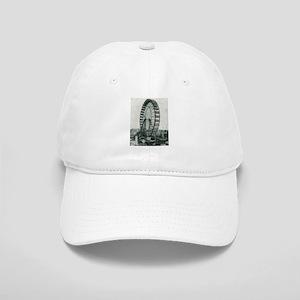 Columbian Exposition Ferris Wheel Cap