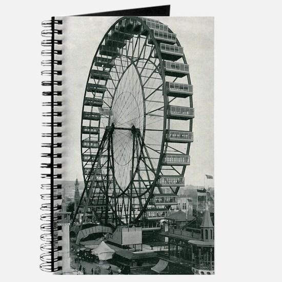 Columbian Exposition Ferris Wheel Journal